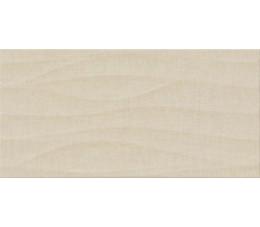 Cersanit płytki ścienne PS810 beige satin structure, 29,8 cm x 59,8 cm