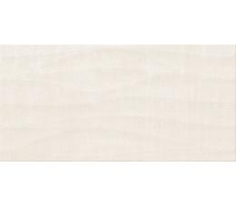 Cersanit płytki ścienne PS810 cream satin structure 29,8 cm x 59,8 cm