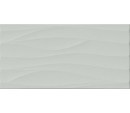 Cersanit płytki scienne PS800 grey satin wave structure 29,8 cm x 59,8 cm