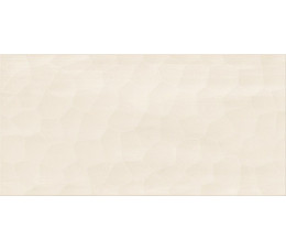 Cersanit płytki ścienne PS805 cream satin structure 29,8 cm x 59,8 cm