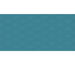 Cersanit płytki ścienne PS806turquoise satin diamond structure 29,8 cm x 59,8 cm
