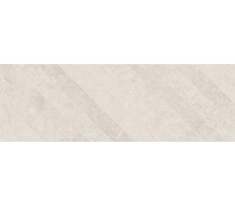 Cersanit Rest white insterto A matt 39,8 cm x 119,8 cm