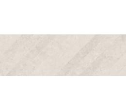 Cersanit płytki ścienno- podłogowe Rest white inserto B matt 39,8 cm x 119,8 cm