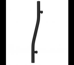 Deante uchwyt przyścienny dekoracyjny Vital, kolor: czarny