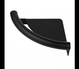 Deante uchwyt narożny z półką Vital, kolor: czarny