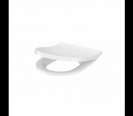 Cersanit Inverto Slim deska duroplastowa, wolnoopadająca, z funkcją łatwego wypinania