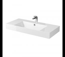 Cersanit umywalka meblowo- nablatowa Inverto 100 cm