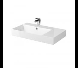 Cersanit umywalka meblowo- nablatowa Inverto 80 cm, prawa