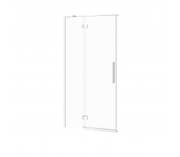 Cersanit drzwi na zawiasach kabiny prysznicowej Crea 100 cm x 200 cm, lewe