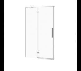 Cersanit drzwi na zawiasach kabiny prysznicowej Crea 120 cm x 200 cm, lewe
