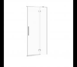 Cersanit drzwi na zawiasach kabiny prysznicowej Crea 90 cm x 200 cm, prawe