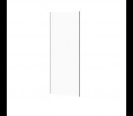 Cersanit ścianka kabiny prysznicowej Crea przesuwna 80 cm x 200 cm