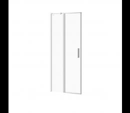 Cersanit drzwi na zawiasach kabiny prysznicowej Moduo 80 cm x 195 cm, lewe