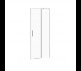 Cersanit drzwi na zawiasach kabiny prysznicowej Moduo 80 cm x 195 cm, prawe
