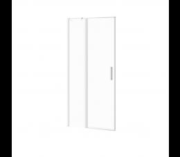Cersanit drzwi na zawiasach kabiny prysznicowej Moduo 90 cm x 195 cm, lewe