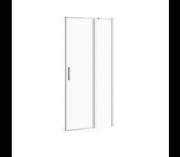 Cersanit drzwi na zawiasach kabiny prysznicowej Moduo 90 cm x 195 cm, prawe