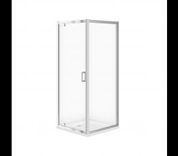 Cersanit kabina narożna Arteco Pivot 80 cm x 80 cm x 190 cm