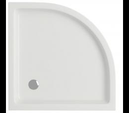 Cersanit brodzik półokrągły Tako 80 cm x 4 cm
