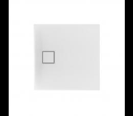 Cersanit brodzik kwadratowy Tako Slim 80 cm x 4 cm + syfon