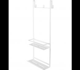 Deante półka na kabinę Mokko typ A, kolor: biała