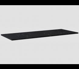 Elita ElitStone blat marmur Maraquina 100 cm x 49,4 cm, black matt