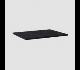 Elita ElitStone blat marmur Maraquina 70 cm x 49,4 cm, black matt