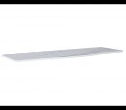 Elita ElitStone blat marmur Calacatta Rolly 161 cm x 49,8 cm, white matt