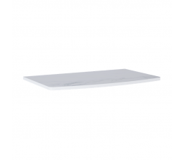 Elita ElitStone blat marmur Calacatta Rolly 81 cm x 49,8 cm, white matt