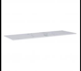 Elita ElitStone blat marmur Calacatta 190 cm x 49,4 cm, white matt