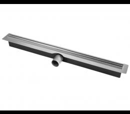 Laveo Slim odpływ liniowy 100 cm, stal nierdzewna