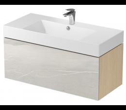 Cersanit Inverto szafka podumywalkowa Lake Stone, 100 cm