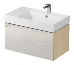 Cersanit Inverto szafka podumywalkowa Lake Stone, 80 cm
