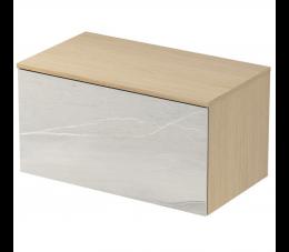 Cersanit Inverto szafka z blatem Lake Stone, 80 cm