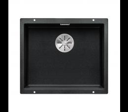 Blanco komora SUBLINE 500-U Silgranit PuraDur Antracyt, InFino