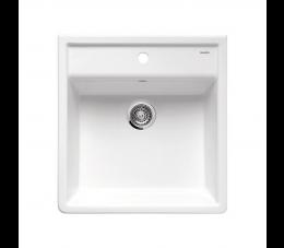 Blanco komora PANOR 60 Ceramika Biały połysk z jednym otworem