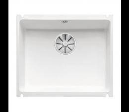 Blanco komora SUBLINE 500-U Ceramika PuraPlus Biały połysk, InFino