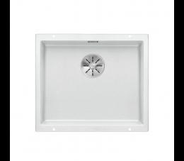 Blanco komora SUBLINE 500-U Silgranit PuraDur Biały, InFino