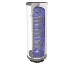 Elektromet wymiennik wody z podwójną wężownicą do pomp ciepła WGJ-PC DUO 300L