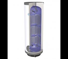 Elektromet wymiennik wody z podwójną wężownicą do pomp ciepła WGJ-PC DUO 450L