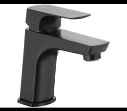 KFA Mokait Black bateria umywalkowa stojąca, kolor: czarny