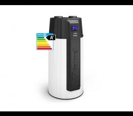 Galmet powietrzna pompa ciepła do c.w.u. z 2 dodatkowymi wężownicami spiralnymi i zbiornikiem Basic 270 L