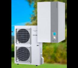 Atlantic pompa ciepła powietrze- woda Excelia AI Tri 14 kW