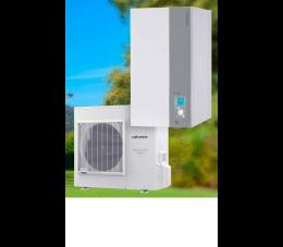 Atlantic pompa ciepła powietrze- woda Extensa AI 6 kW