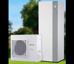 Atlantic pompa ciepła powietrze- woda Extensa AI Duo 5 kW
