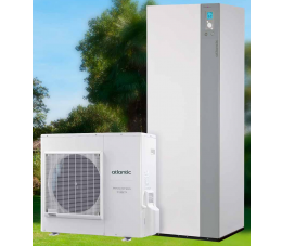 Atlantic pompa ciepła powietrze- woda Extensa AI Duo 10 kW