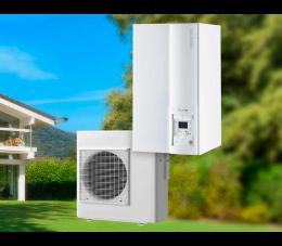 Atlantic pompa ciepła powietrze- woda Aurea M 8 kW