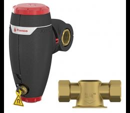 Flamco separator zanieczyszczeń XStream Clean (DN20) G¾