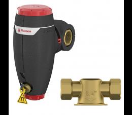 Flamco separator zanieczyszczeń XStream Clean (DN25) G1
