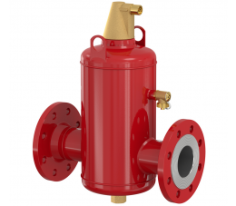 Flamco separator Flamcovent Smart F DN65 [8 otworów]