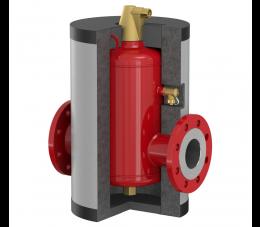 Flamco izolacja termiczna Flamcovent DN100 IsoPlus